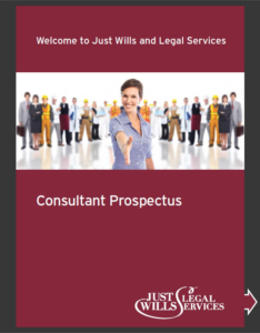 Just Wills and Legal Services Consultant Prospectus